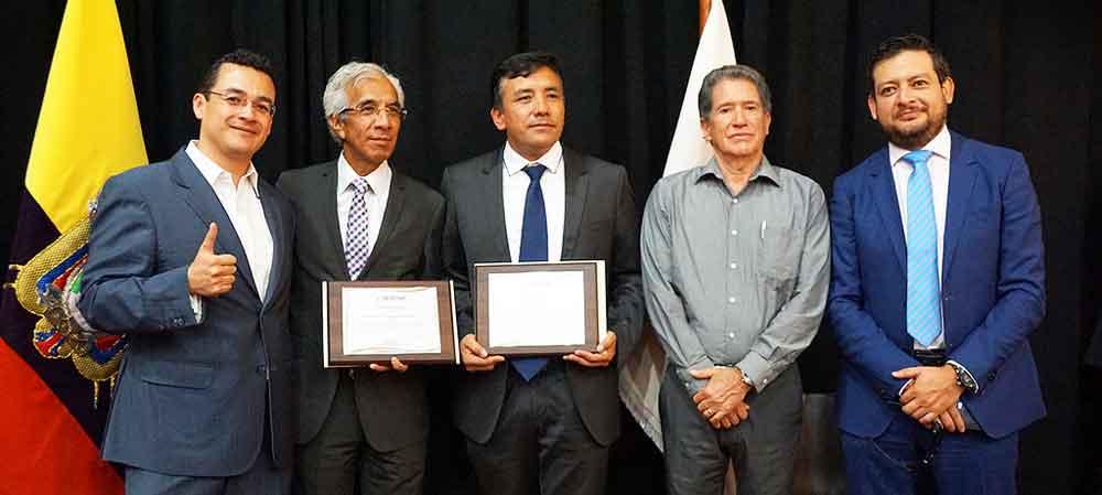 CAPEIPI es reconocida por su apoyo en dinamizar las Compras Públicas