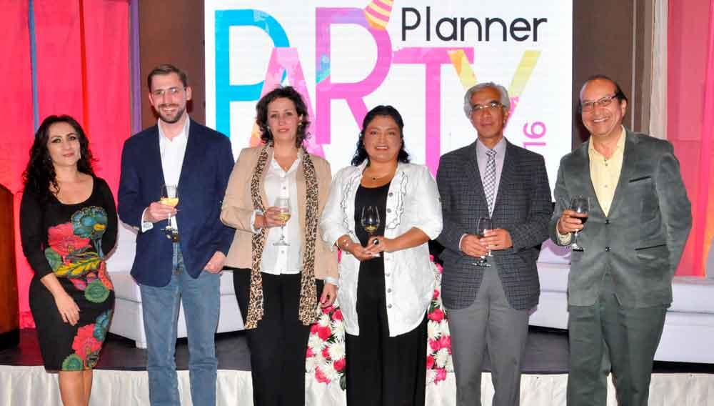 Lanzamiento Party Planner 2016