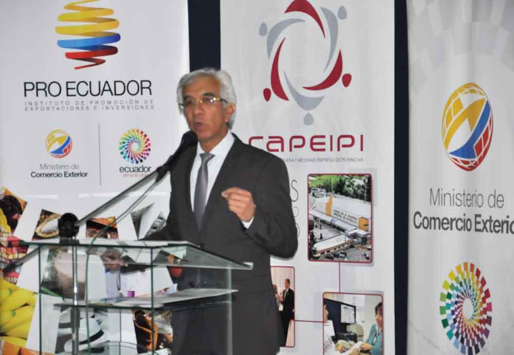 CAPEIPI promueve la socialización del Tratado con Unión Europea