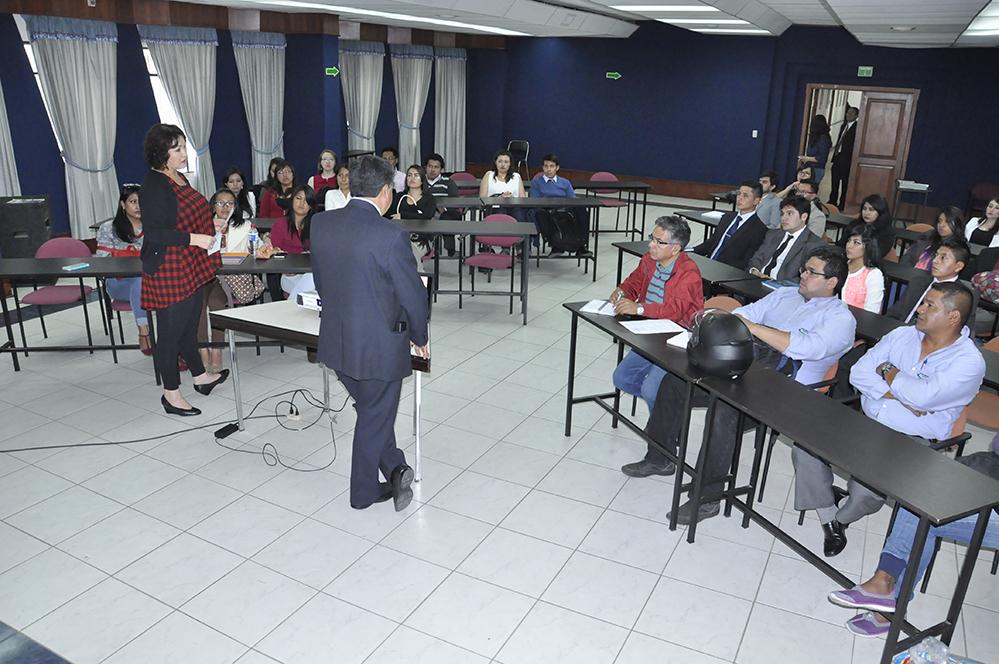 CAPEIPI continúa trabajo conjunto con la Academia